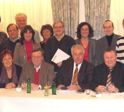 Mechthild Heil mit dem CDU-Kreisvorstand Ahrweiler.